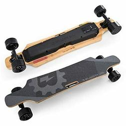 "BLITZART Huracane 38"" Electric Skateboard Longboard E-Skateb"