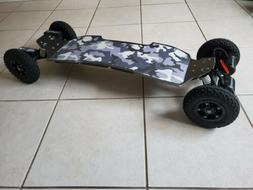Kaly NYC Electric Skateboard, some upgrades, eskate