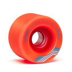 Orangatang Kilmer 69 mm 80a Freeride Longboard Skateboard Wh