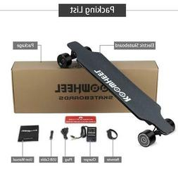 Koowheel Electric Skateboard Dual Hub Motor