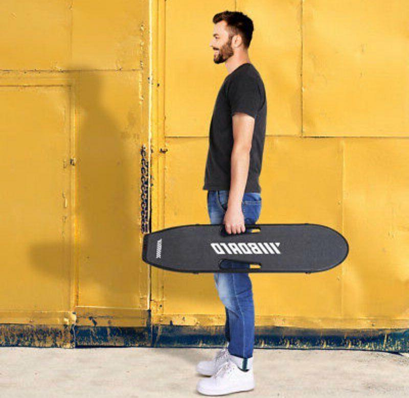 YIIBOARD SKATEBOARD - - MILE RANGE -