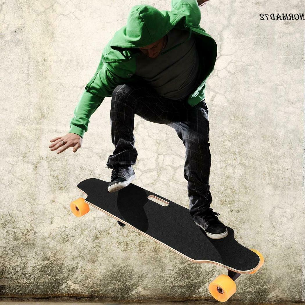Electric Skateboard Wireless Remote Control 250W Long Board