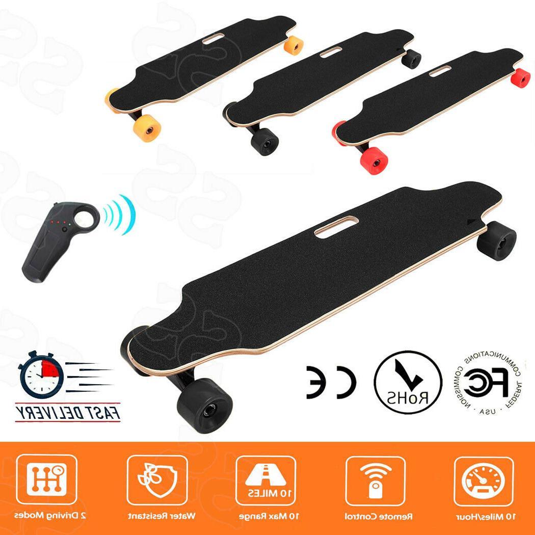 250w longboard electric skateboard 20km h dual