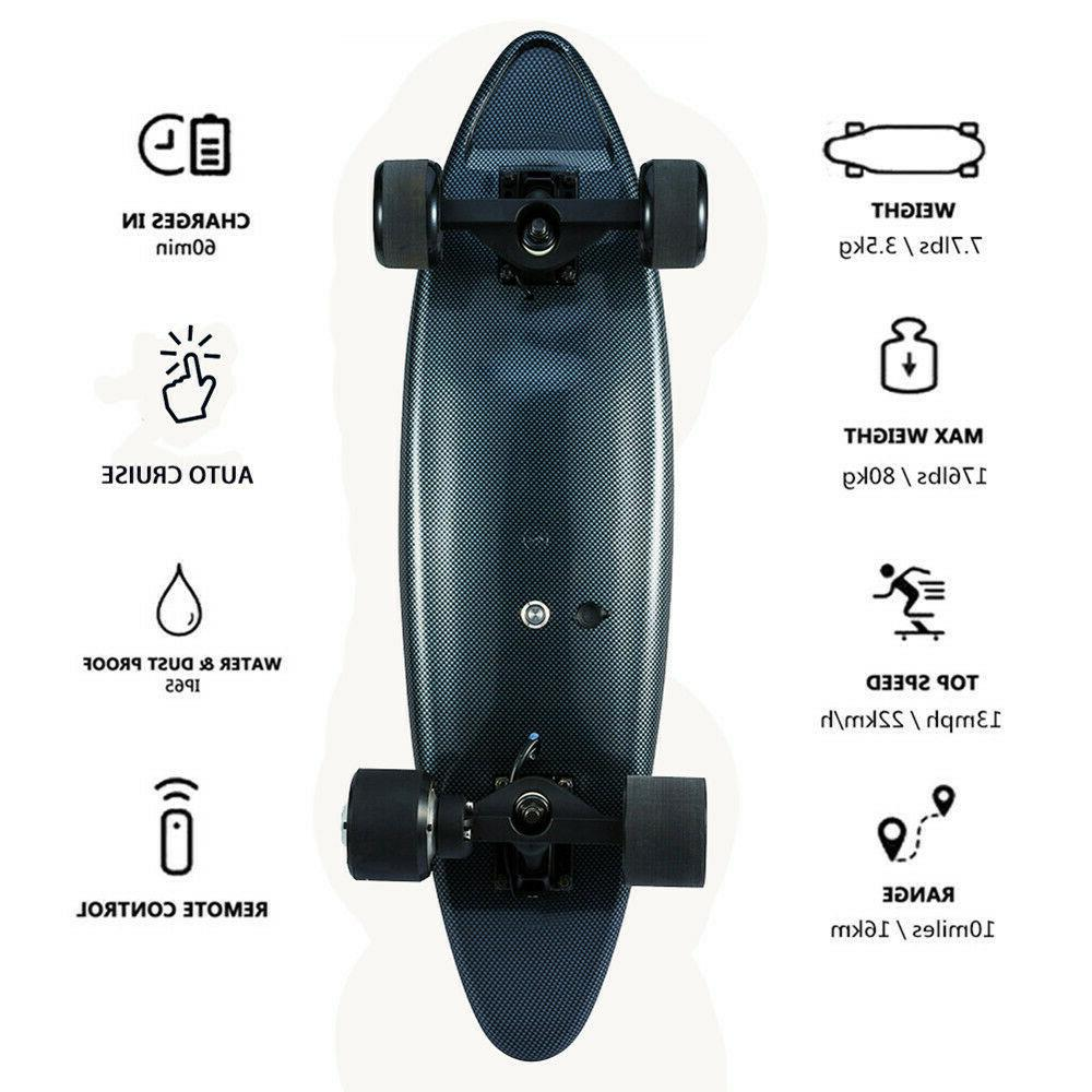 Maxfind 27 Skateboard With Controller