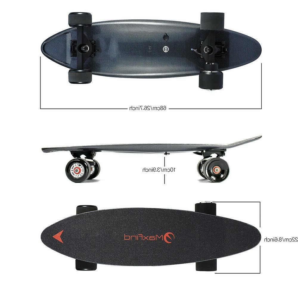 Maxfind Inch Skateboard With Wireless Controller Max-C