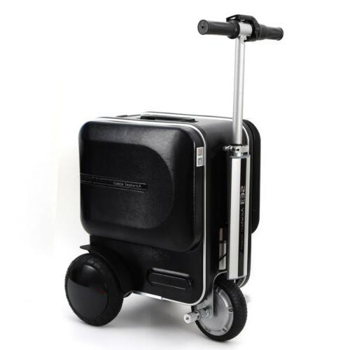 29.3L Luggage Scooter/Electric Suitcase Skateboard/Li-ion