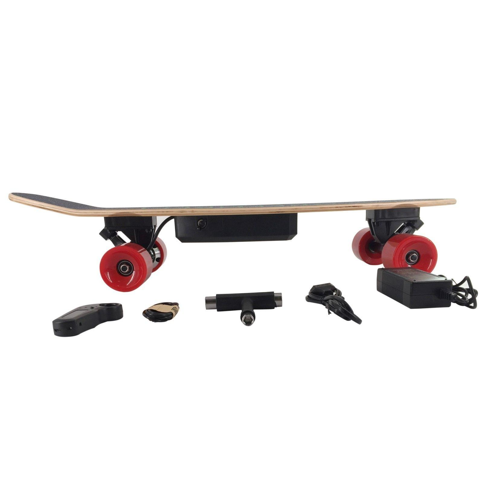 "29"" Skateboard with Remote Control &"