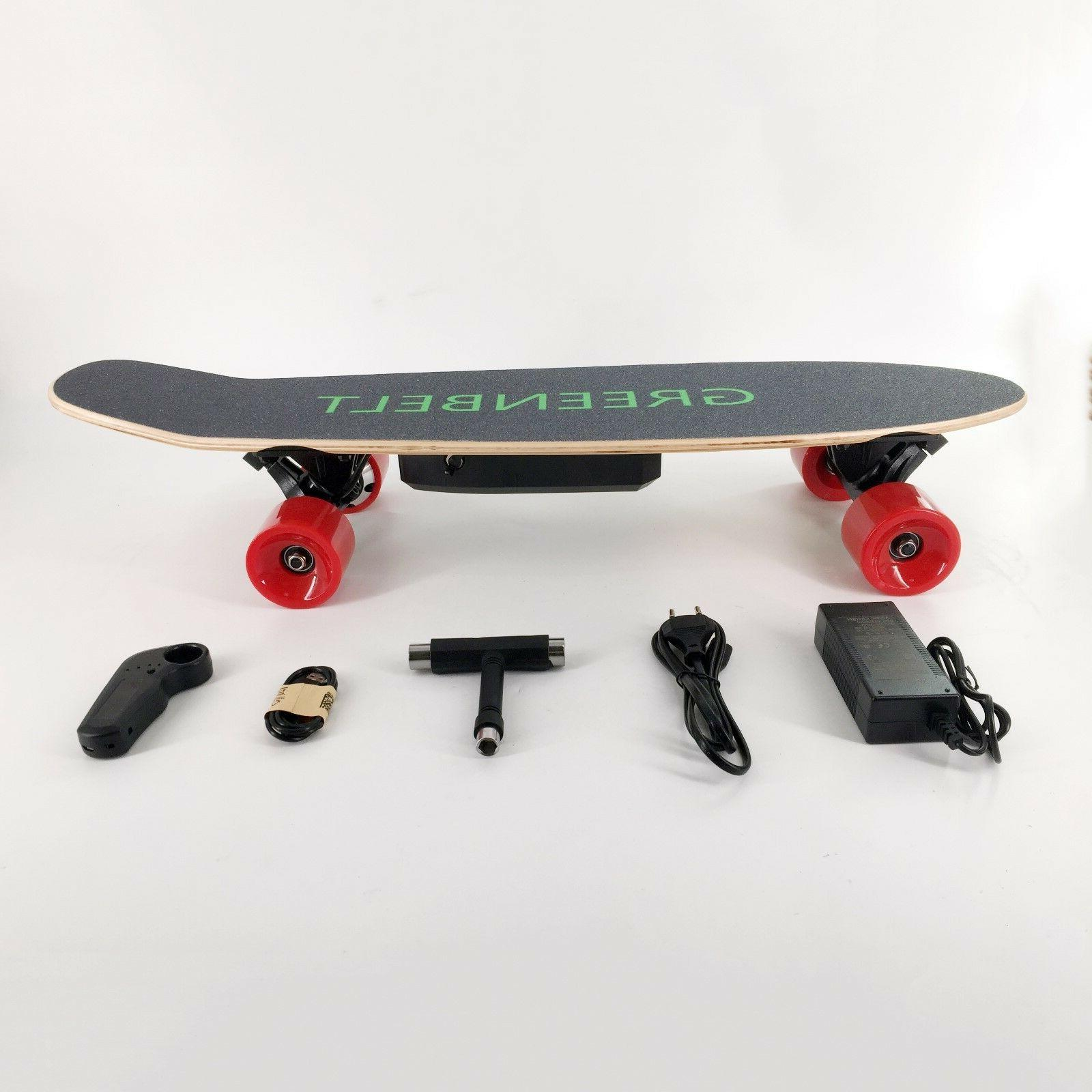 29 7 layer maple electric skateboard