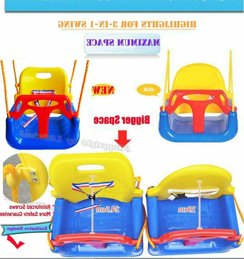 3-in-1 for Playground Outdoors Play