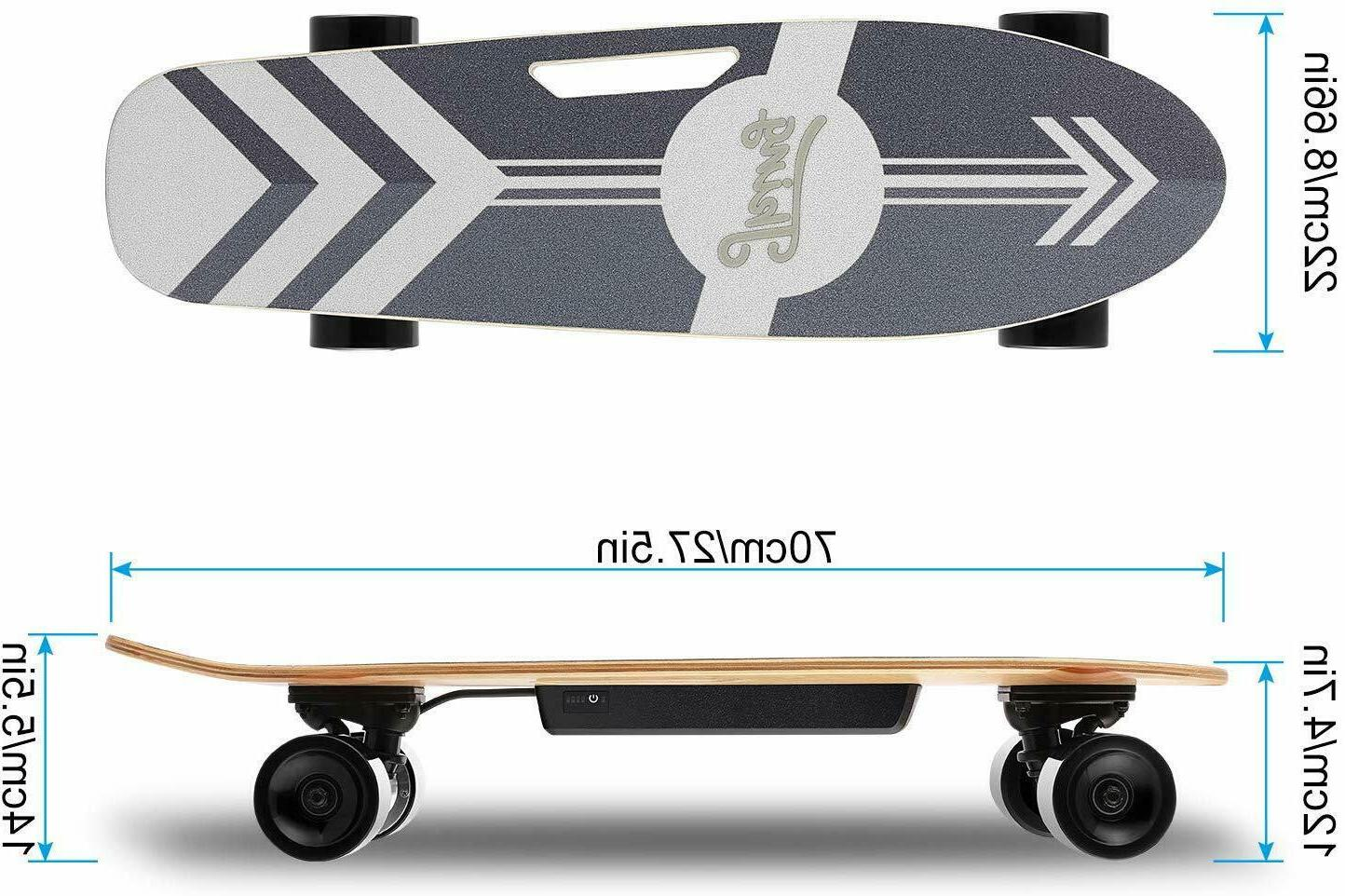 Electric Cruiser Maple with Remote 20KM/H