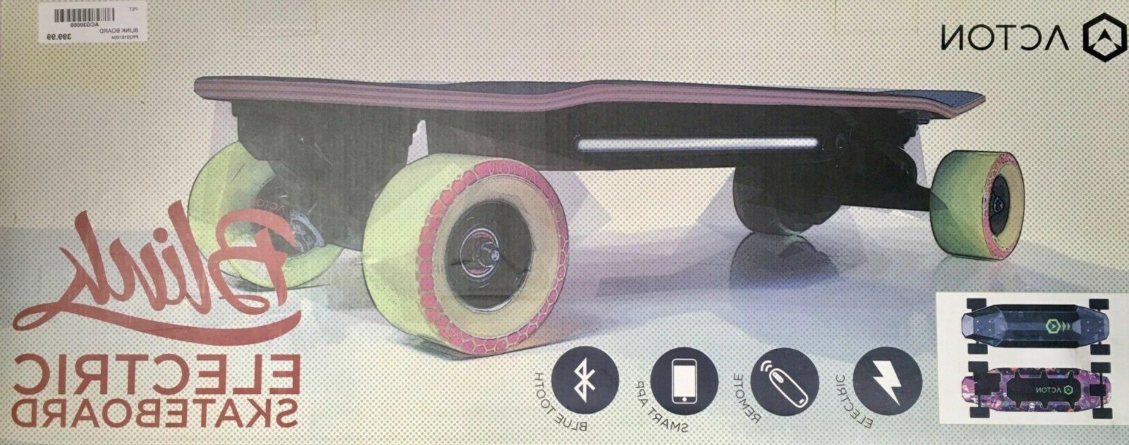 30001p blink board electric bluetooth skateboard