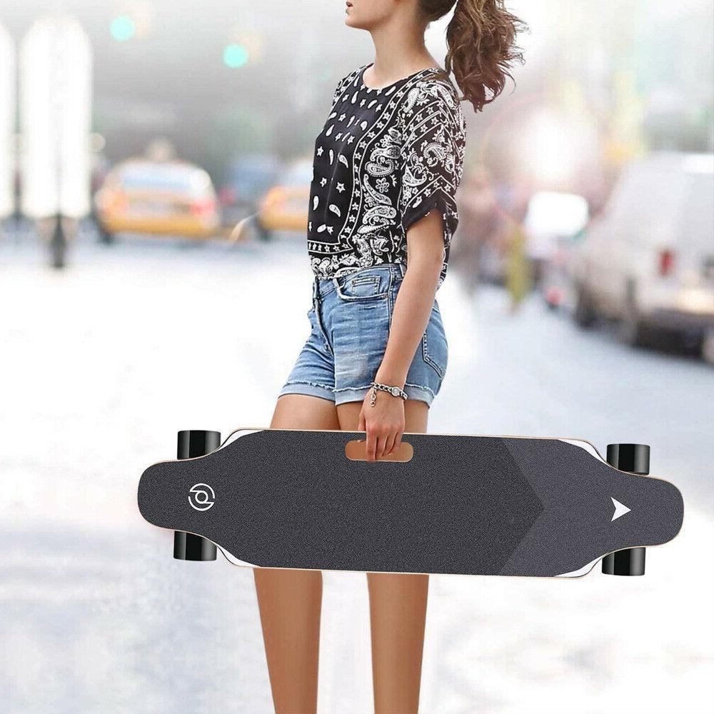"""35"""" Skateboard Longboard Wireless Remote Crusier"""