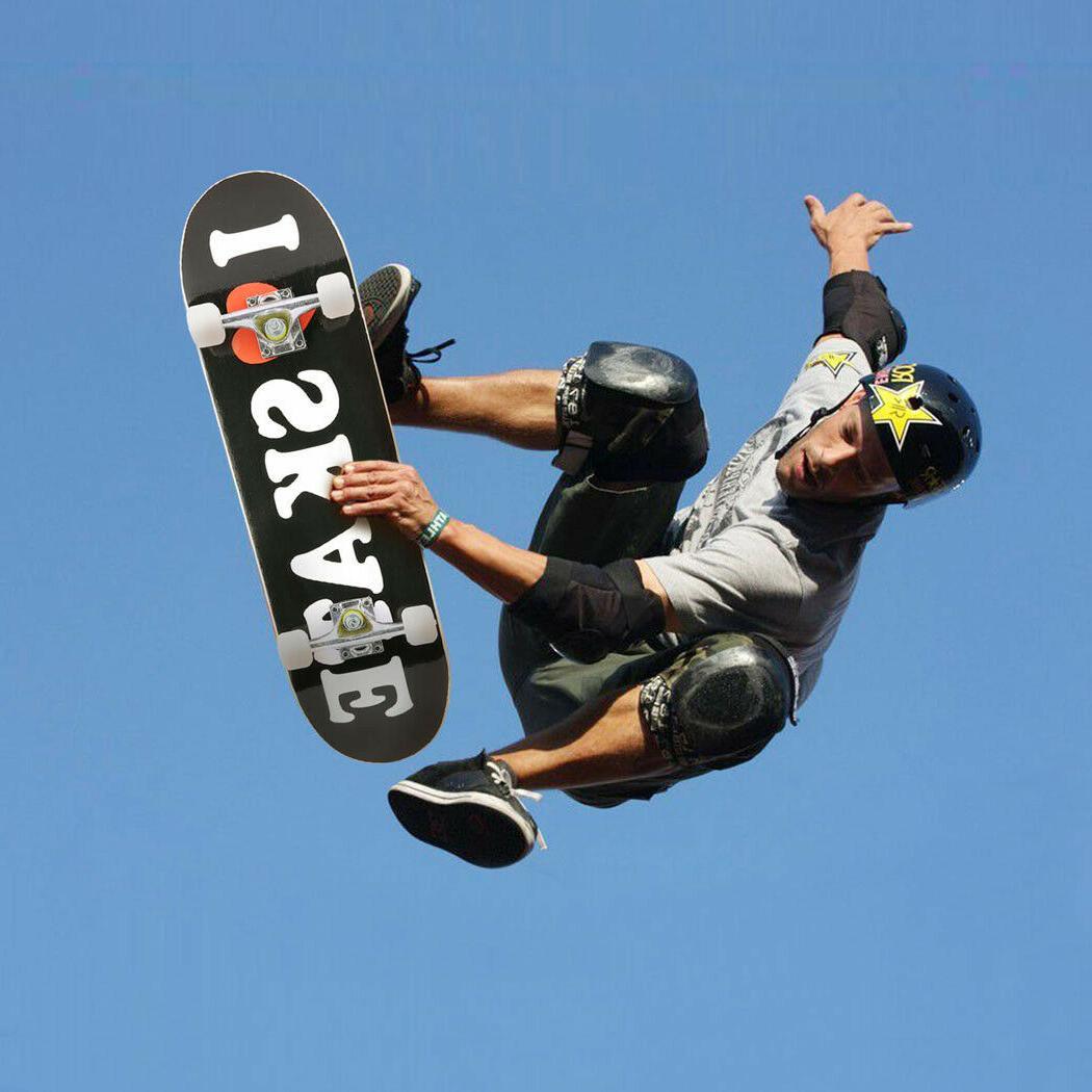 35'' Skateboard Wireless Remote