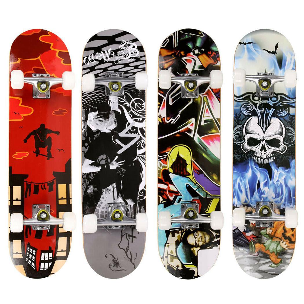 35'' Skateboard Wireless Remote Control