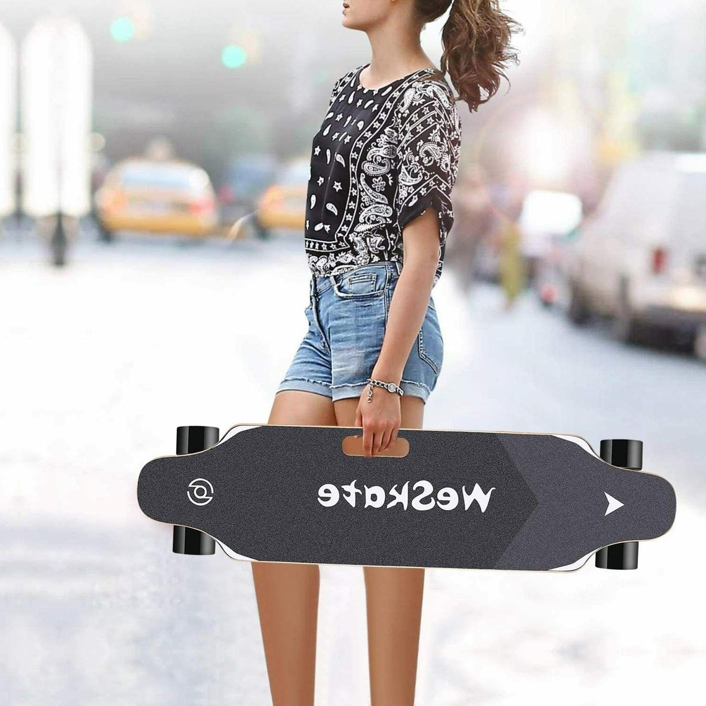 """WeSkate 35"""" Longboard 350W"""