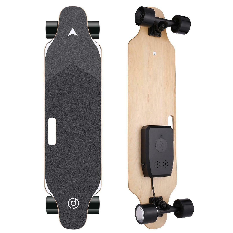 35 electric skateboard 350w longboard wireless remote