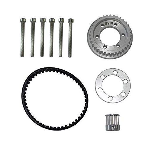 36t abec pulley combo kit