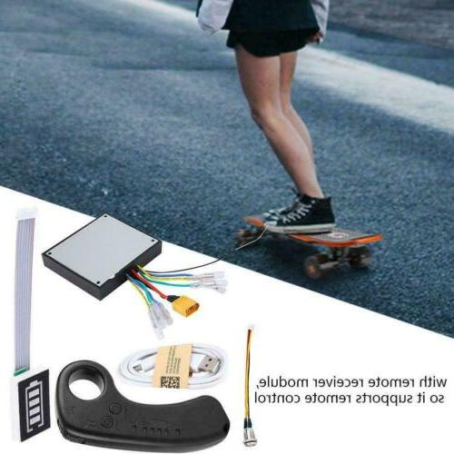 Dual Motor ESC Electric Skateboard Balance Scooter Substitut