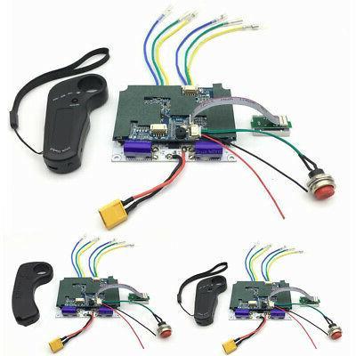 New Electric Skateboard Controller Sine Wave Dual Drive Hub