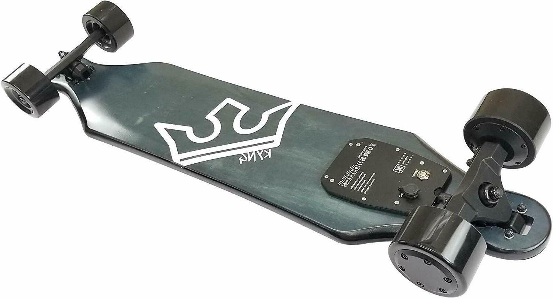 Kyng Skateboard 22 Motors Mile Range Longboard NEW