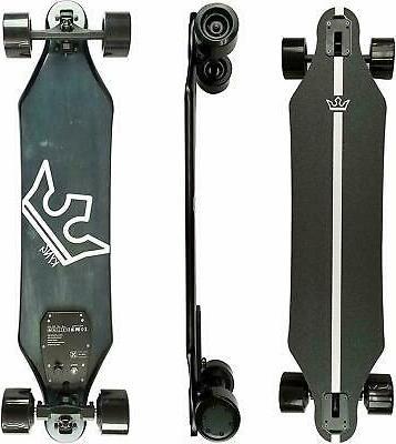 37 electric skateboard 22 mph 960w dual