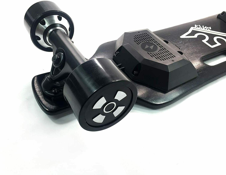 """KYNG 38"""" Electric Skateboard w/ LCD Wireless Remote 23 900W Motors NEW"""