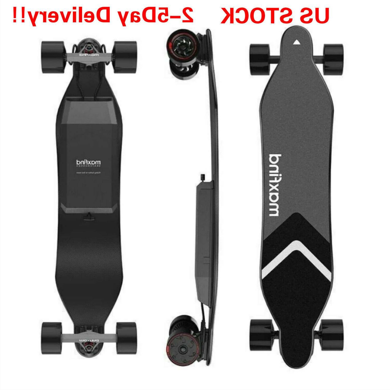 38 electric skateboard long range 25 mile