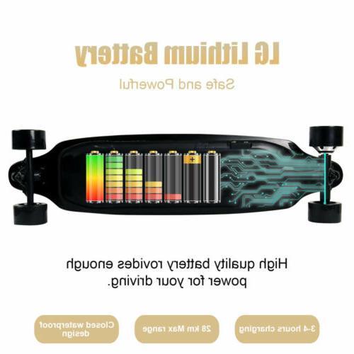 4 Four Skateboard Top 400W