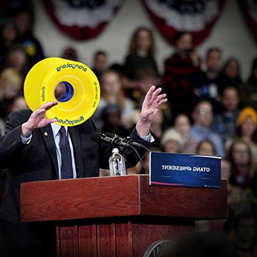 Orangatang 4 President 70 mm 80a Skateboard Wheels V2