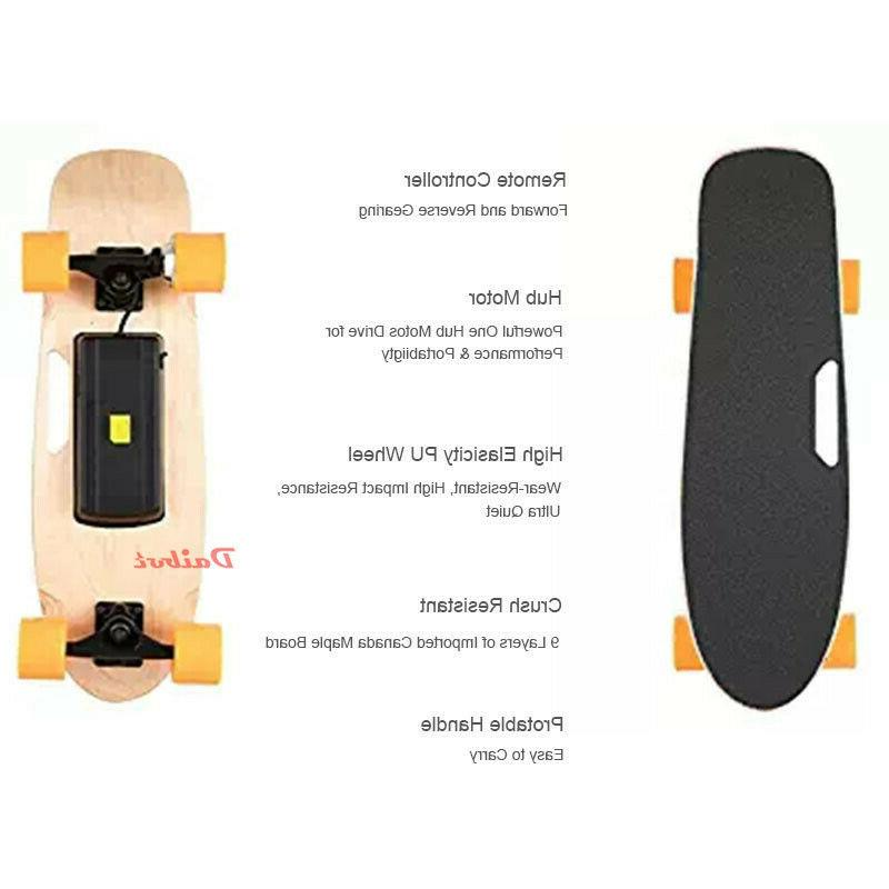 4 Wheels Electric 150W Dual With Control