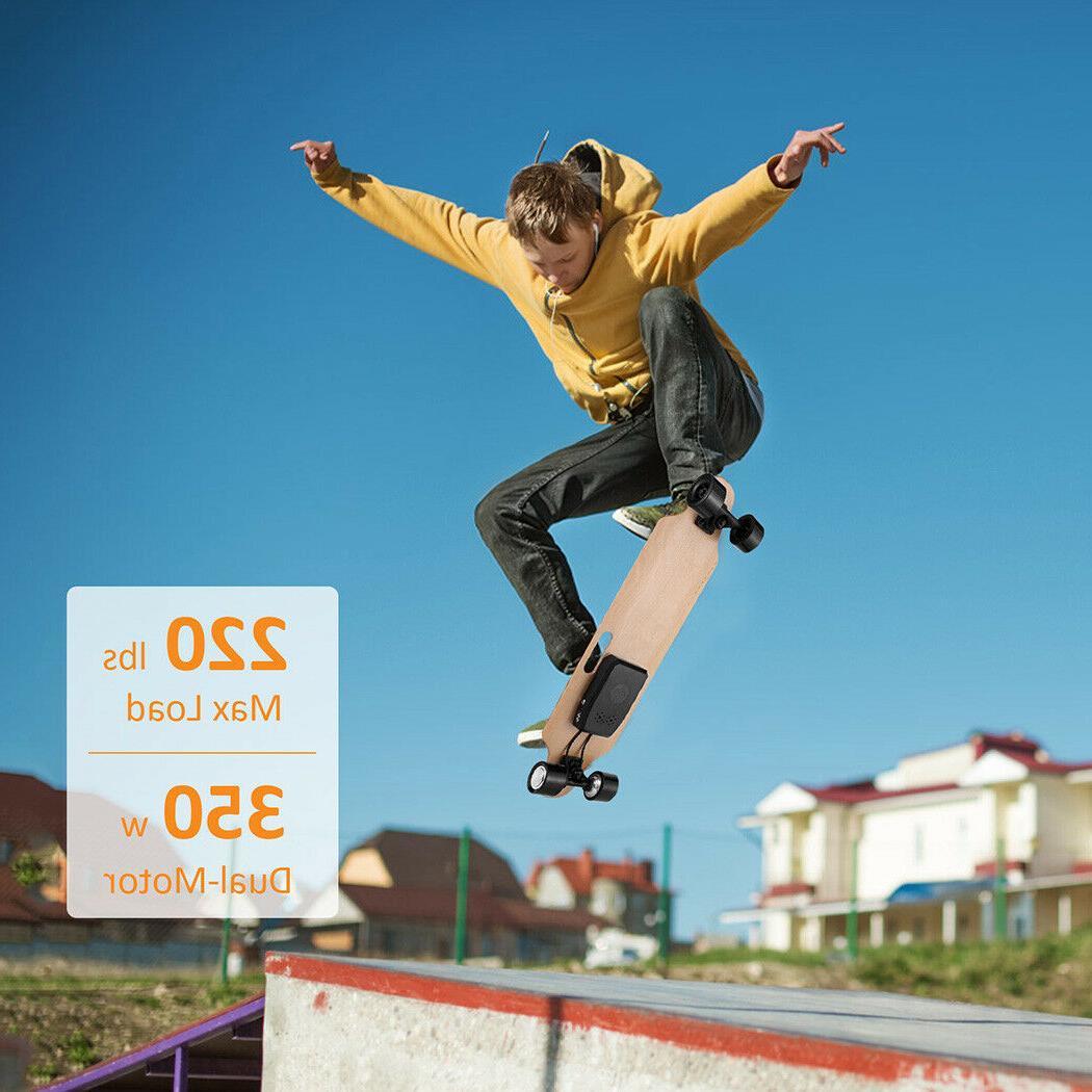 7/8 Maple Motor Skateboard Adults Longboard