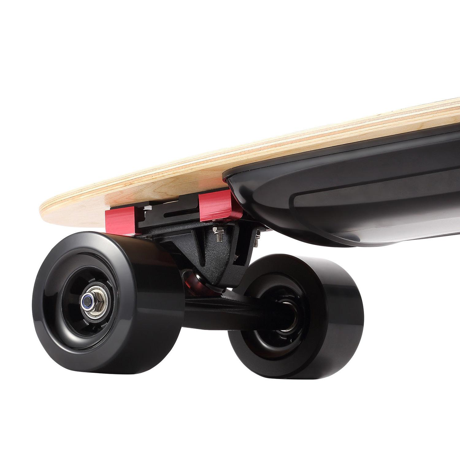 90mm Electric Longboard Dual Hub 4-Wheel Hover Board
