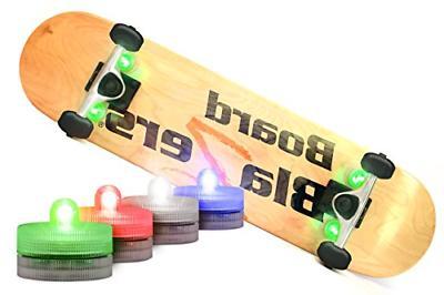 Board Blazers, The Original LED Underglow Lights for Skatebo