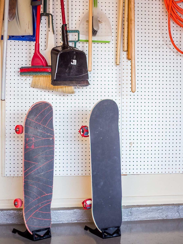 Origami Skateboard and Display Skate Skateboard Rack