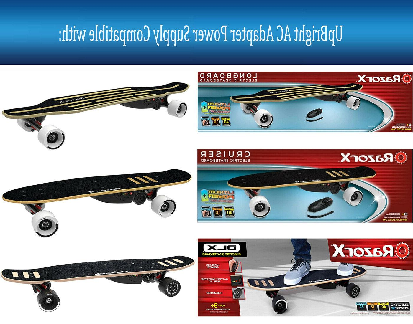 AC For Razor Cruiser DLX Electric Skateboard Drift