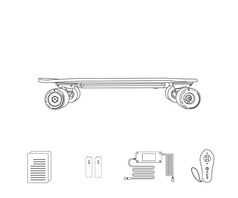 Xiaomi Skateboard Remote Control