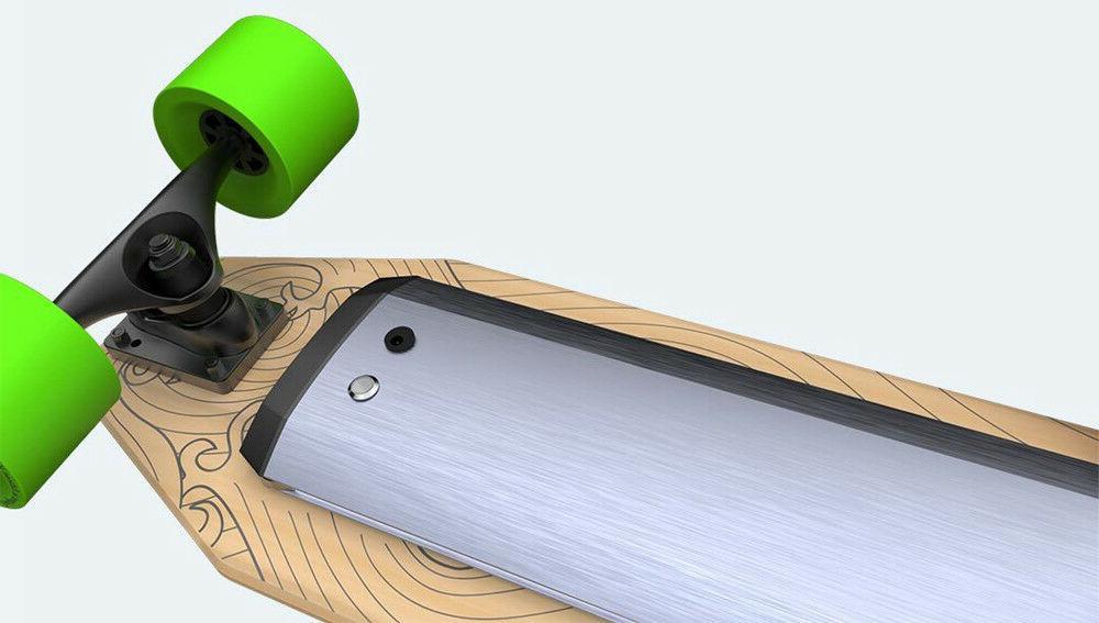 Xiaomi ACTON Smart Skateboard 3 Cruise,LED,W Remote