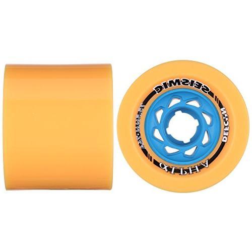 alpha downhill longboard race wheel