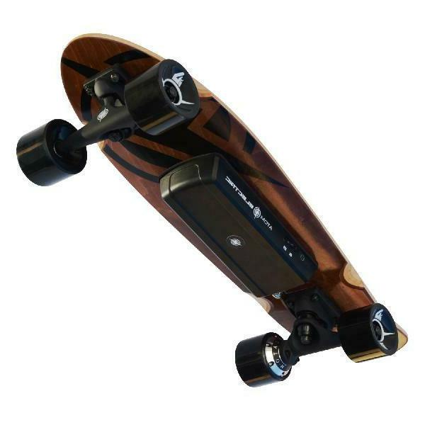 atom electric h4 skateboard 55wh lithium battery