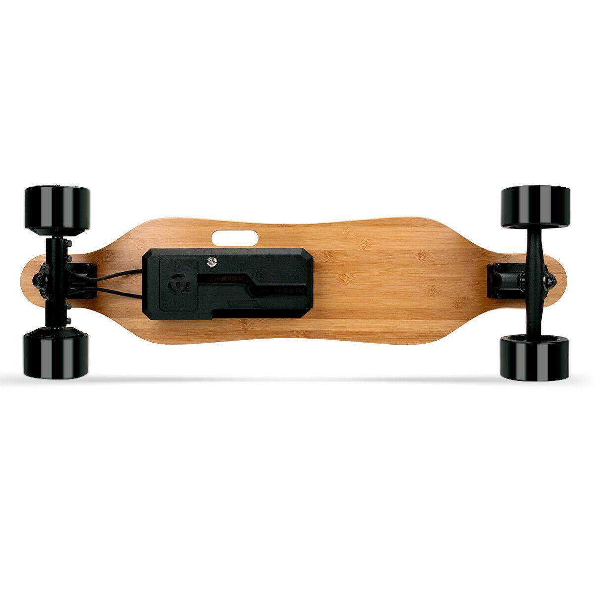 Longboard Skateboard Dual Longboard