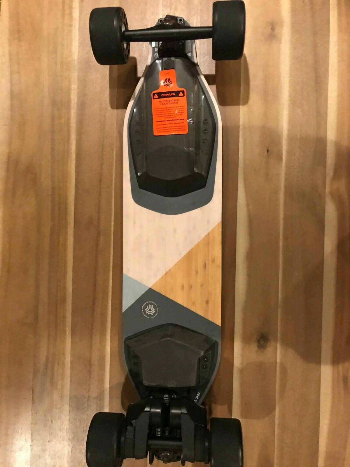 Boosted PLUS Electric Skateboard - - 105s