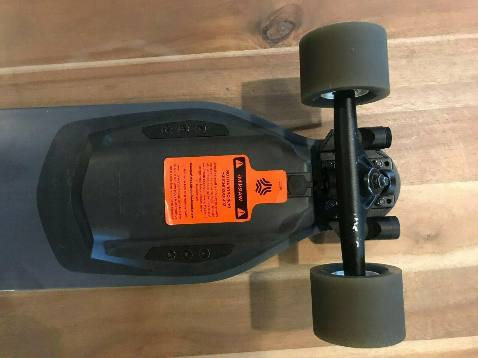 Boosted Skateboard BOOSTED 105s