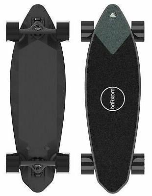 max 2 pro series electric skateboard 24