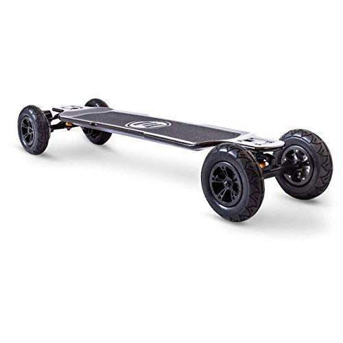 Evolve Skateboards – Skateboard – 18.5 Range Top Speed Screen Remote Control Lithium-Ion Battery
