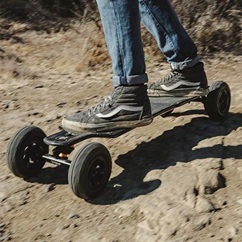 Evolve – GT Electric Skateboard Range – 26 Top Speed –Digital Screen Lithium-Ion