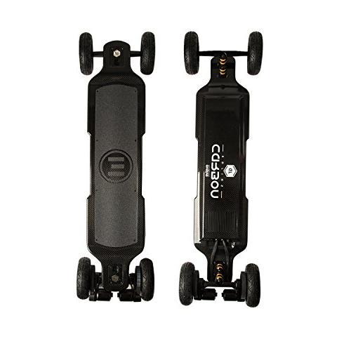 carbon gt terrain electric longboard