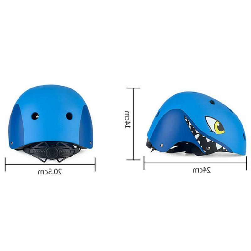 Children's Helmet Skating Balance Car Skateboard Skating