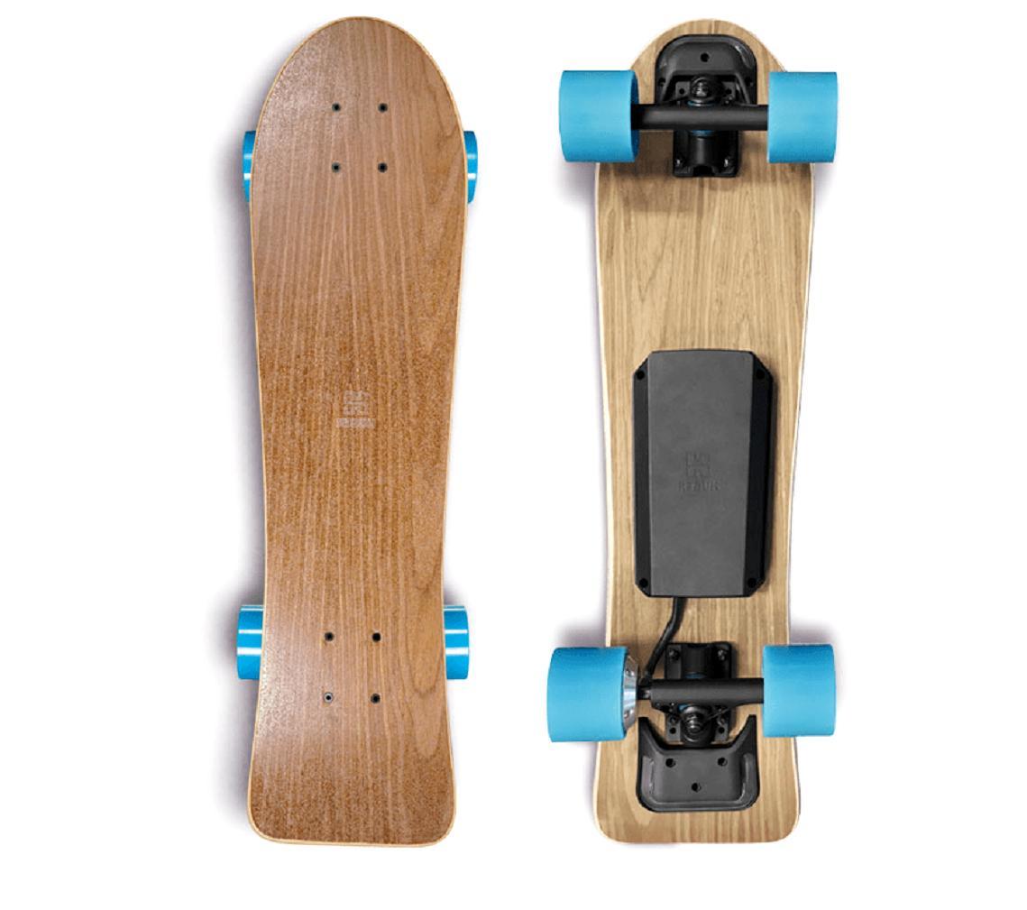 Huger Tech Skateboard 700W Speed 15 Range 8.5 MIL