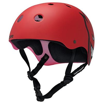 classic skate helmet spitfire red x large