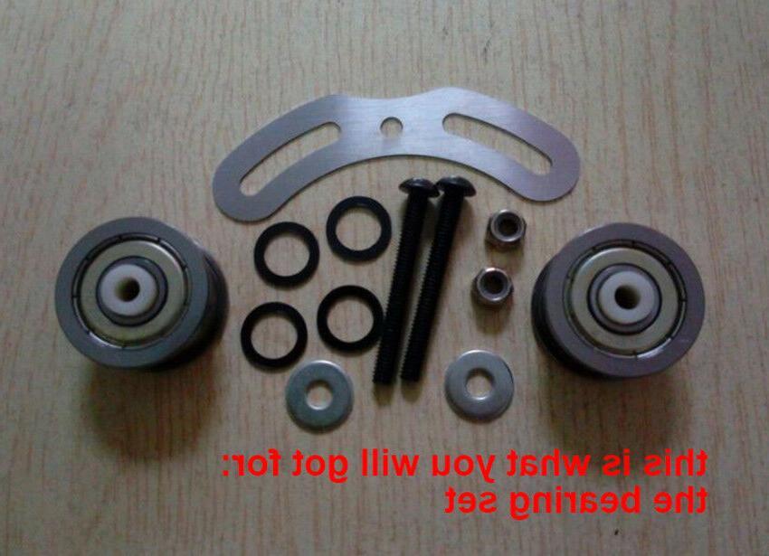 CNC motor mount 50/63 for eskate electric
